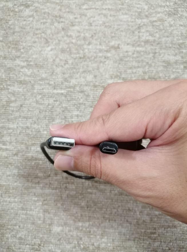 TouchBone_充電